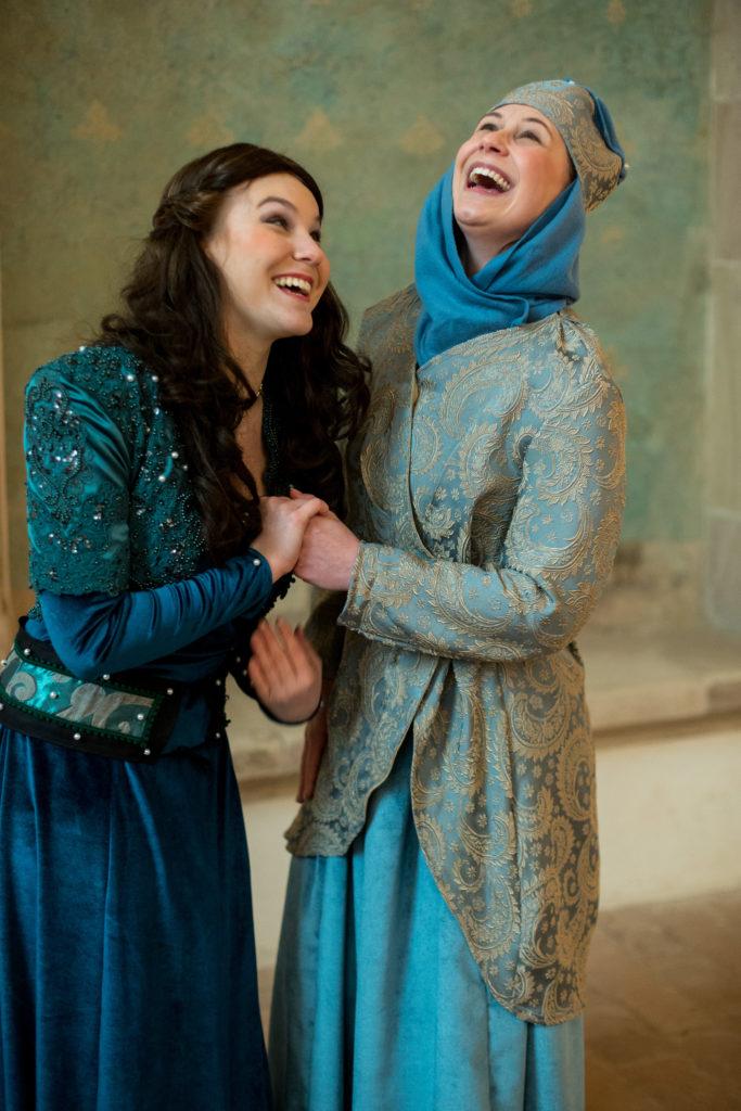 Marian und Amalia - Robin Hood - Für Liebe und Gerechtigkeit - Musicalkids