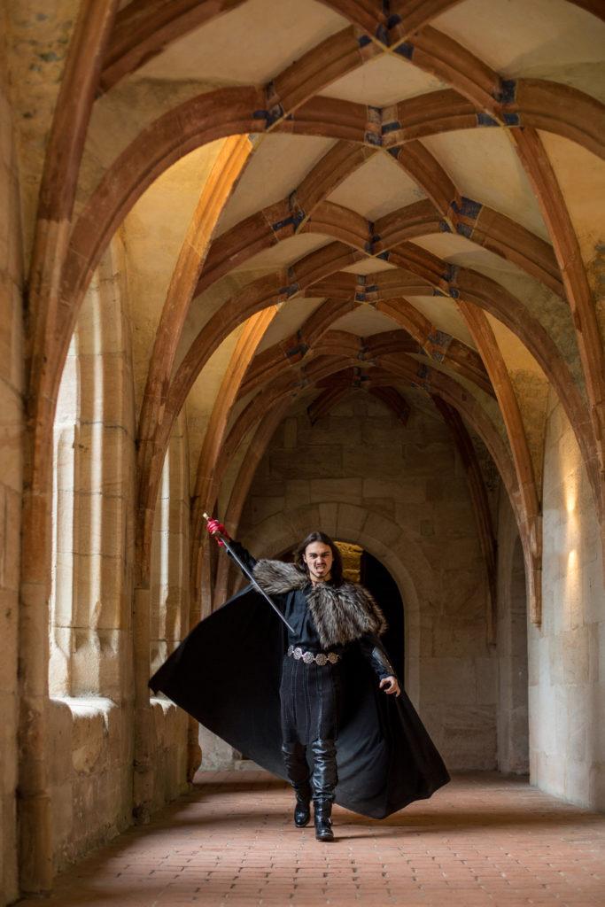 Sheriff von Nottingham - Robin Hood - Für Liebe und Gerechtigkeit - Musicalkids