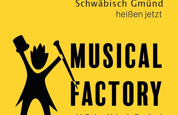 Musical Kids heißen jetzt Musical Factory